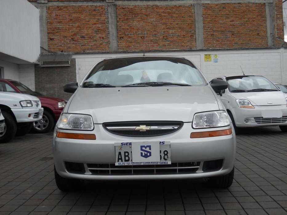 Chevrolet Aveo Family 2014 - 53000 km