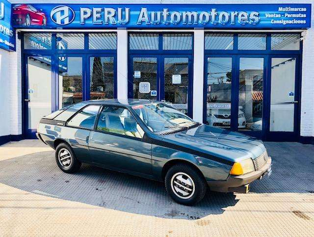 <strong>renault</strong> Fuego  1982 - 170000 km