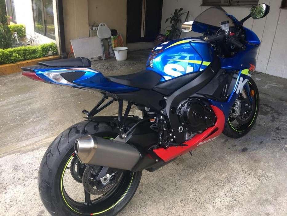 Vendo Gsx R 600 Como Nueva