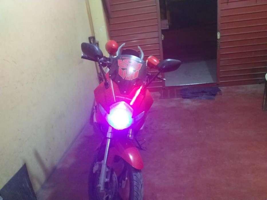 Vendo Mi Moto Motor 220