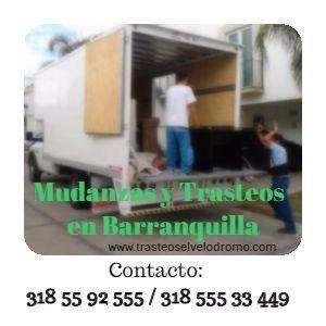 Mudanzas Barranquilla 318 55 99 444 //318 55 92 555