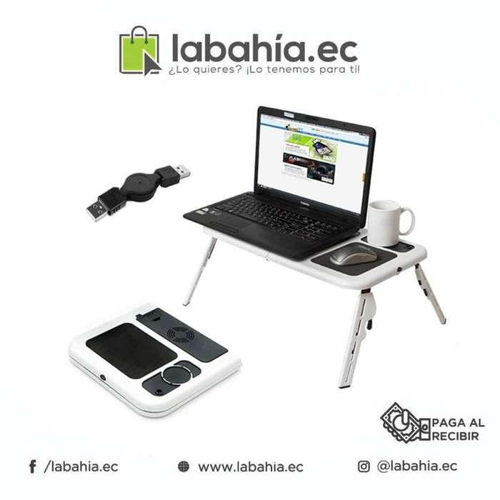 Mesa Para Laptop Comoda Y Facil De Guardar E-tablet