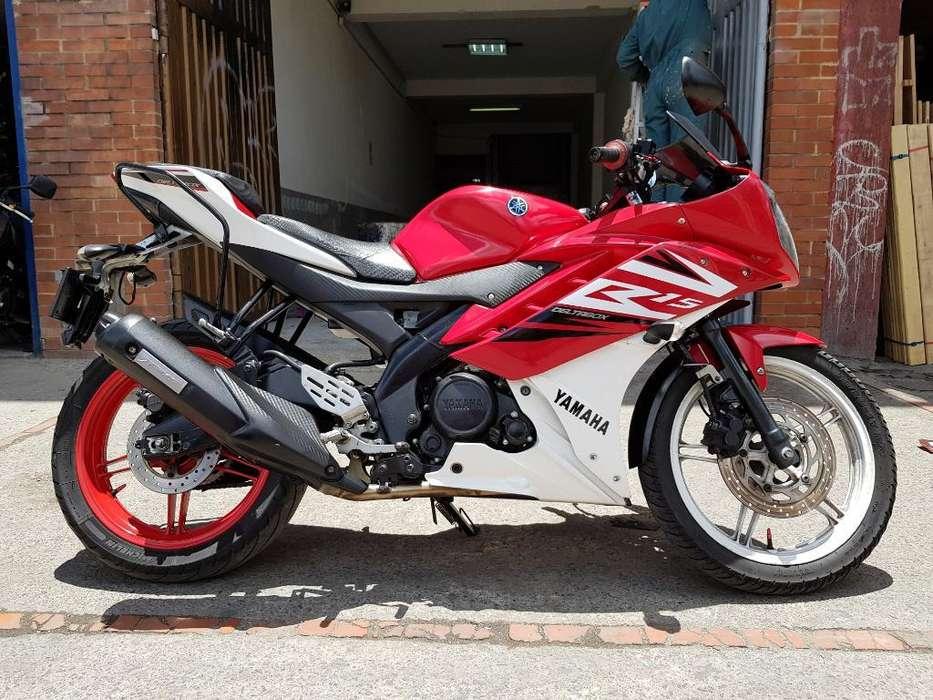 <strong>yamaha</strong> R 15 150 2013 Impecable Gangazo