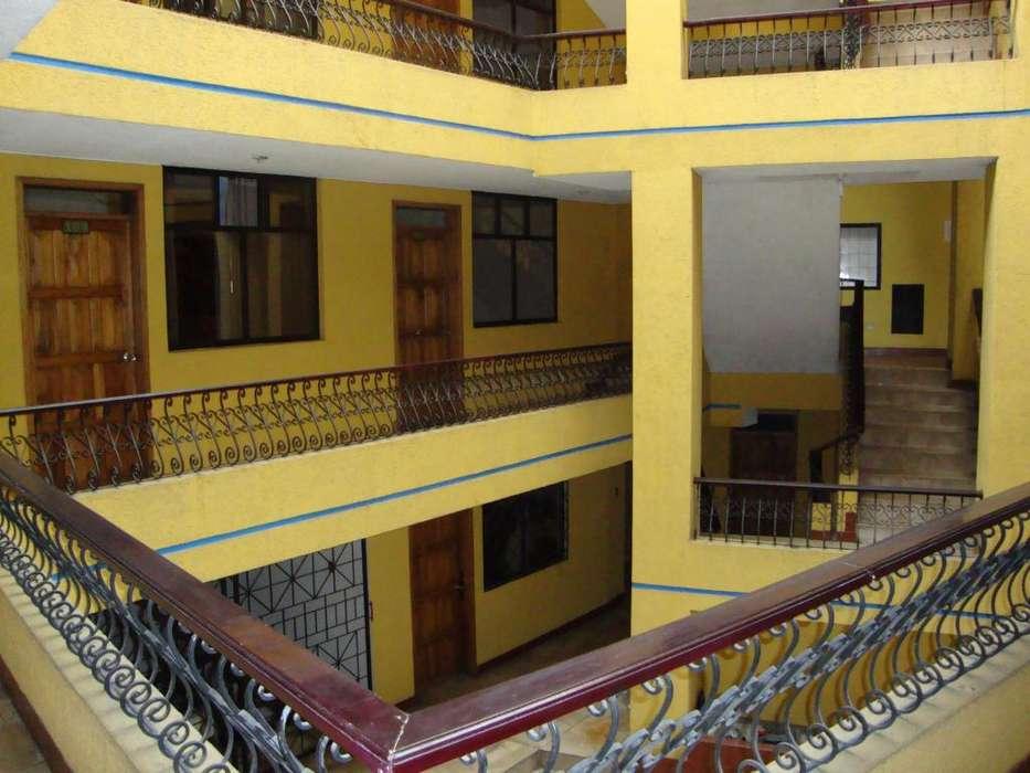 Venta de hotel con 50 habitaciones sector centro histórico.