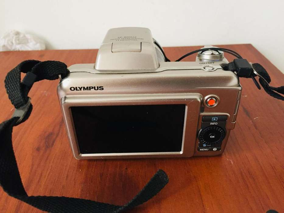 Vendo <strong>olympus</strong> sp800
