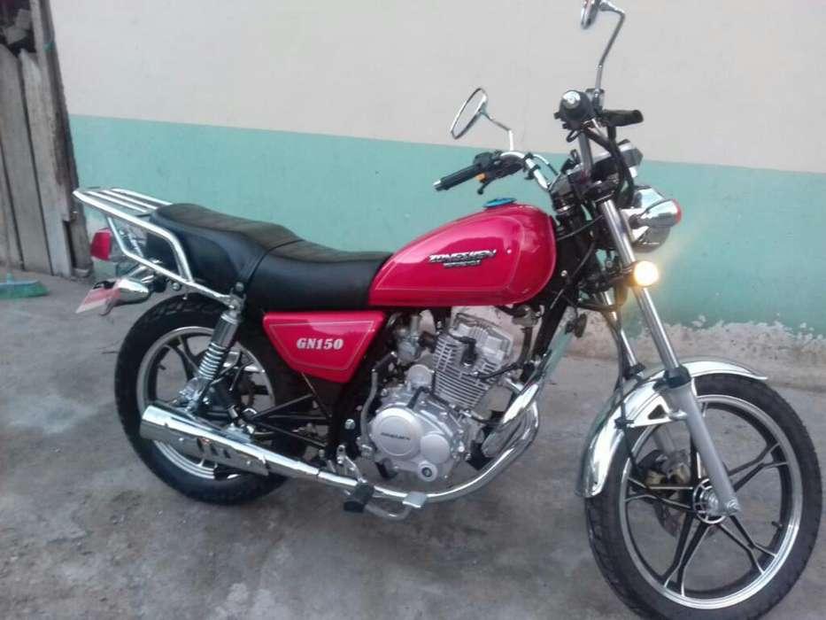 Moto Zongshen 150cc Modelo 2019