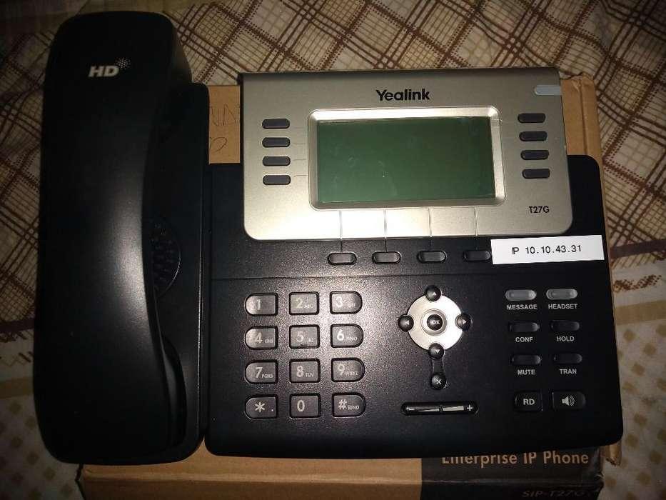 Teléfono Nuevo de Mesa Ip Profesional