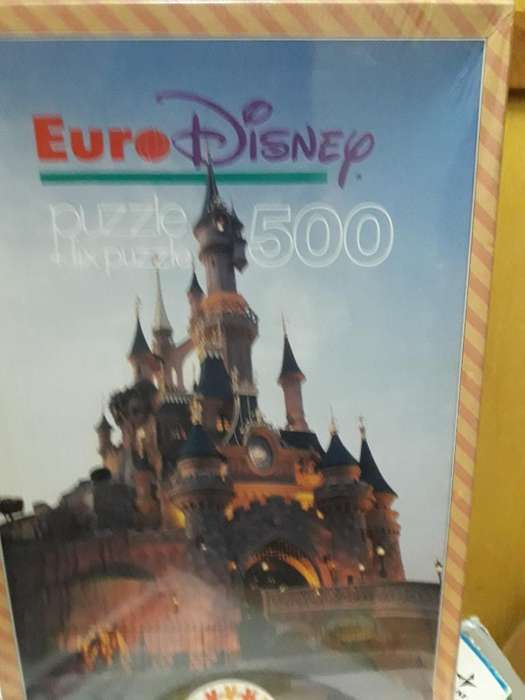 Puzzle Castillo Disney Original