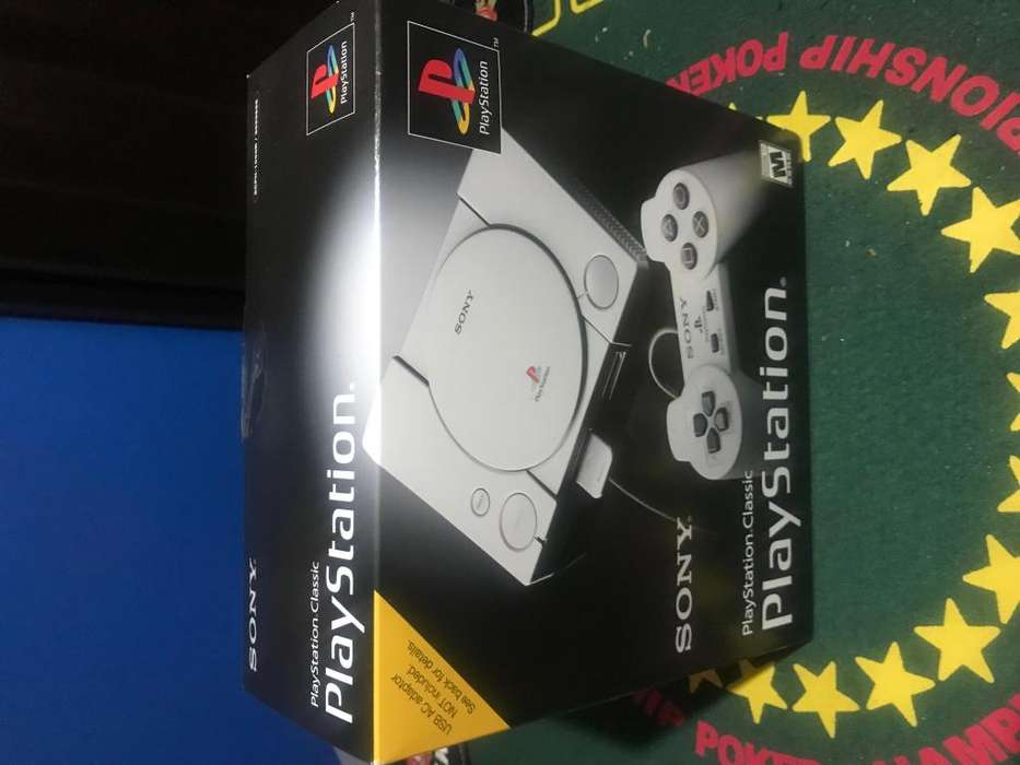 PlayStation 1 Clsico PS1