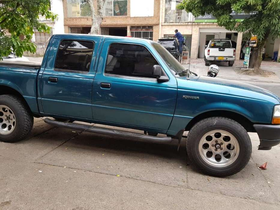 <strong>ford</strong> Ranger 1999 - 135124 km