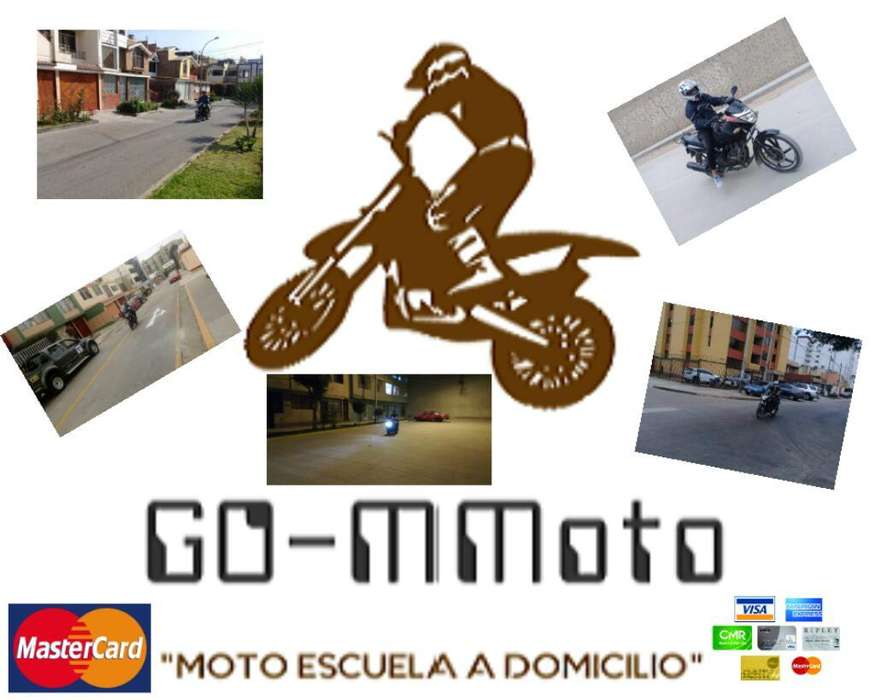 Clases Manejo Moto Lineal Go Mmoto