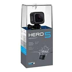 GO PRO HERO SESSION 5 DEPORTE EXTREMO VIDEO 4K CAMARA LENTE FOTO 10MPX LIQUIDAMOS ULTIMAS EN STOCK!!