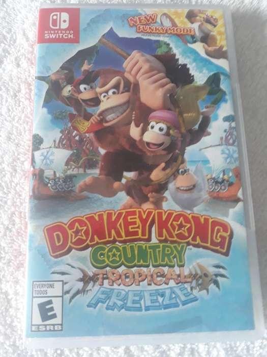 Nintendo Switch Donkey Kong