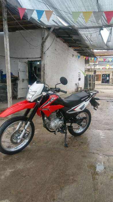 Honda Xr 150l Unico Dueño Nueva