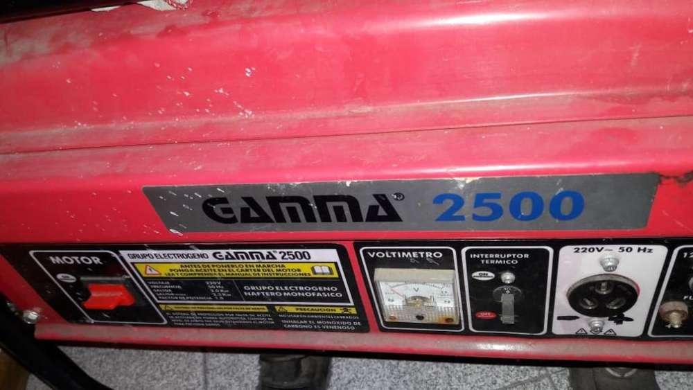 Generador Gamma 2500