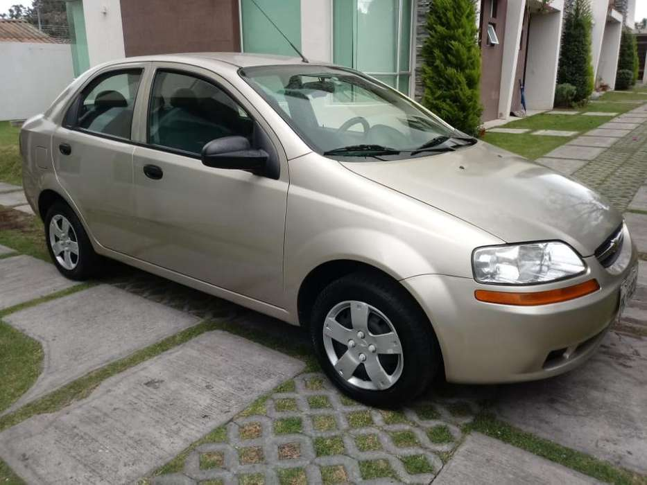 Chevrolet Aveo 2014 - 60000 km