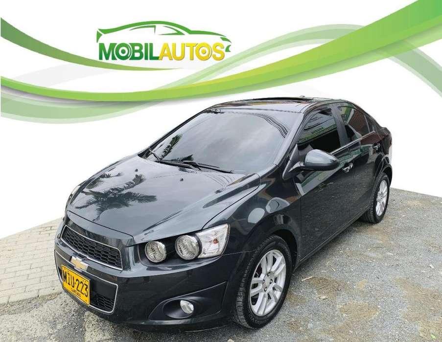 Chevrolet Sonic 2014 - 50000 km