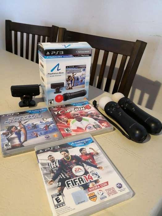 Vendo Kinect para Ps 3