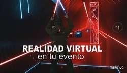 Tus EVENTOS y CUMPLEAÑOS con REALIDAD VIRTUAL
