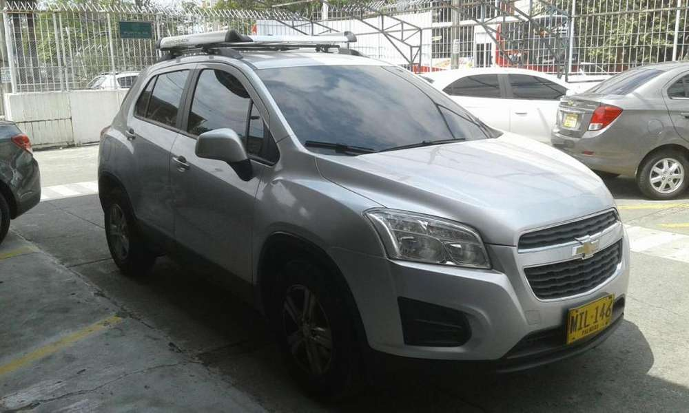 Chevrolet Tracker 2015 - 12919 km