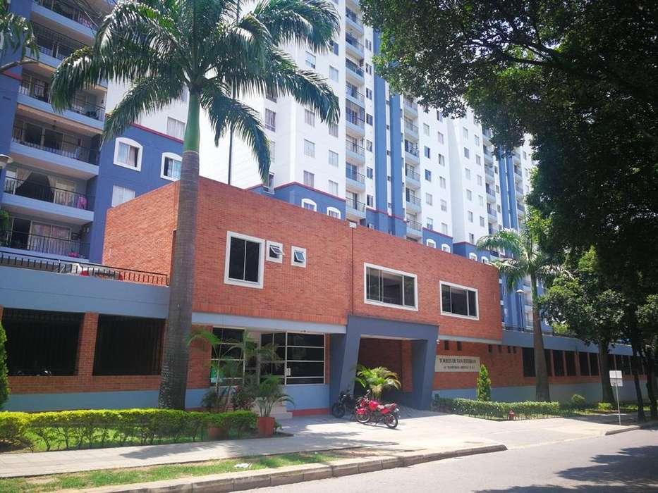 Apartamento para venta en Bucaramanga, Sector Cacique. Conj. San Esteban.