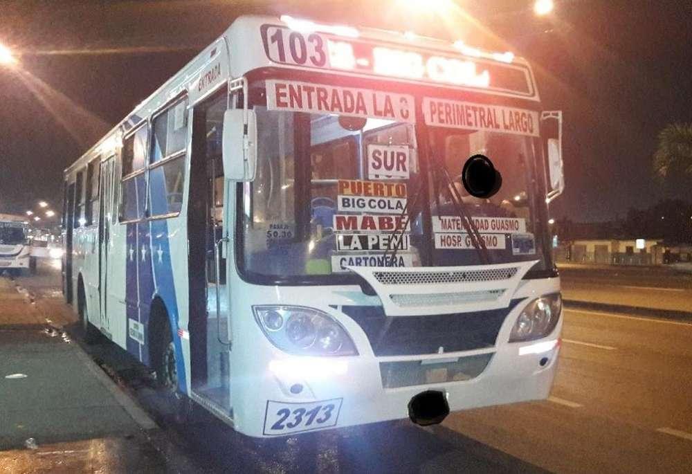 Bus Urbano Mercedes 1721