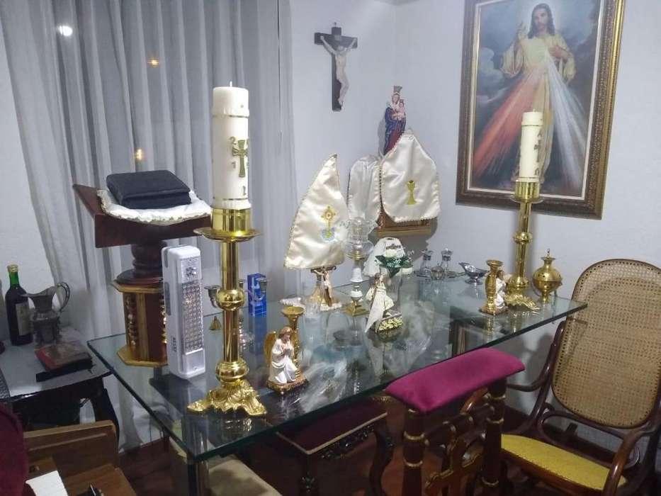 VENDO ACCESORIOS RELIGIOSOS ALTAR