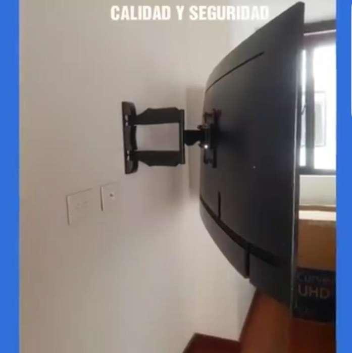Instalación de Soportes O Bases para Tv