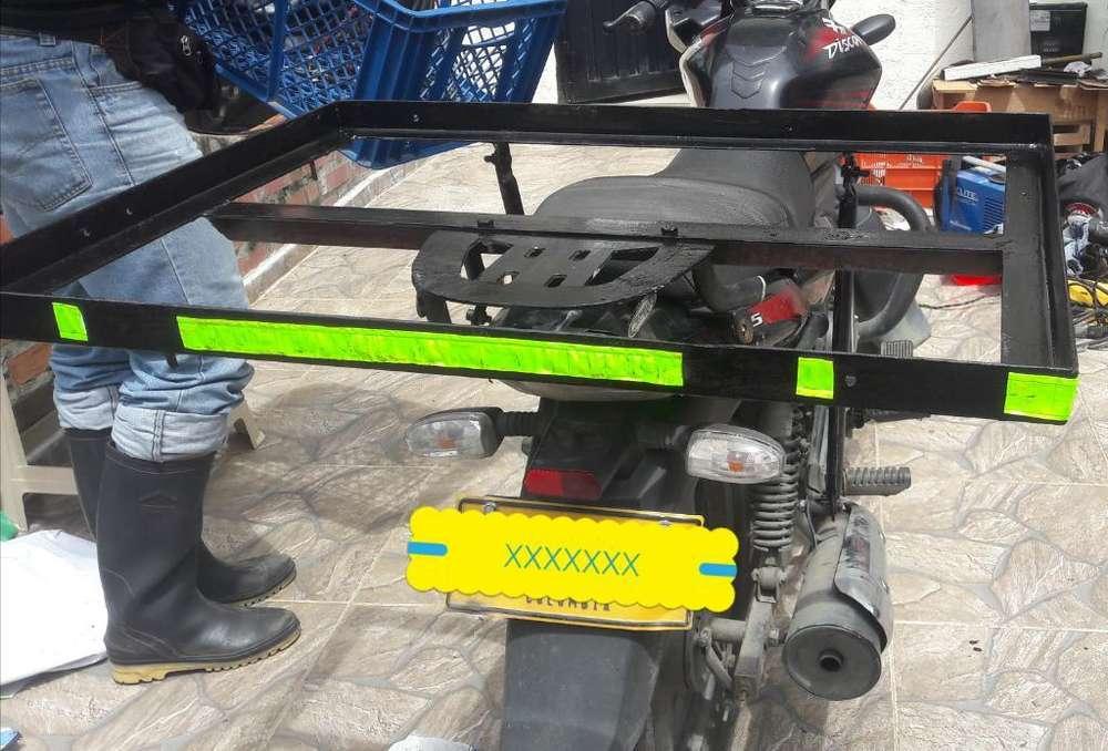Fabricacion de Parrillas para Moto