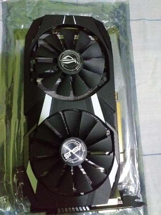 Asus Rx 580 8gb Oc Vendo O Cambio