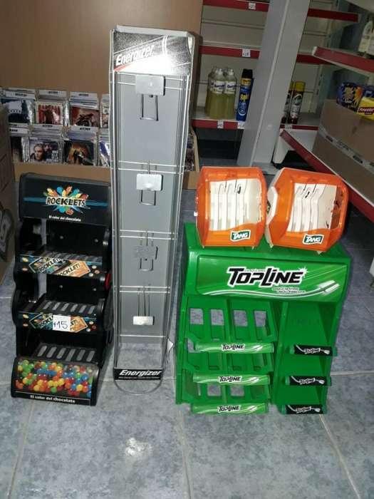 Accesorios para Kiosco