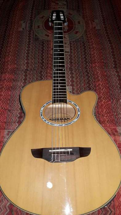 Guitarra Electroacustica Lima Callao