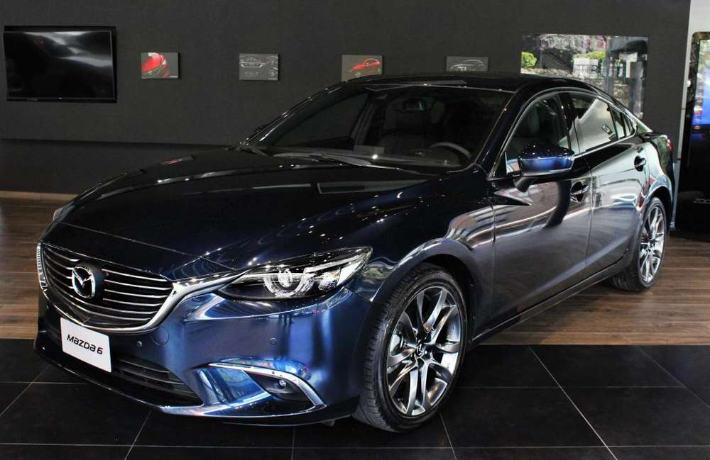 Mazda Mazda 6 2020 - 0 km