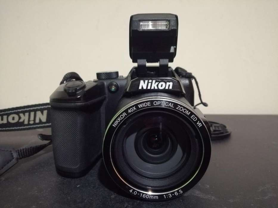 Cambio a Mejo Nikon B500 Semiprofesional