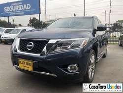 Nissan Pathfinder Exclusive AT 3500cc 2015