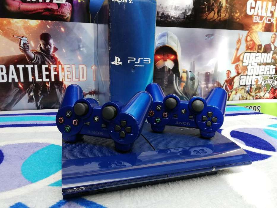 Playstation 3 Superslim 250gb Programado