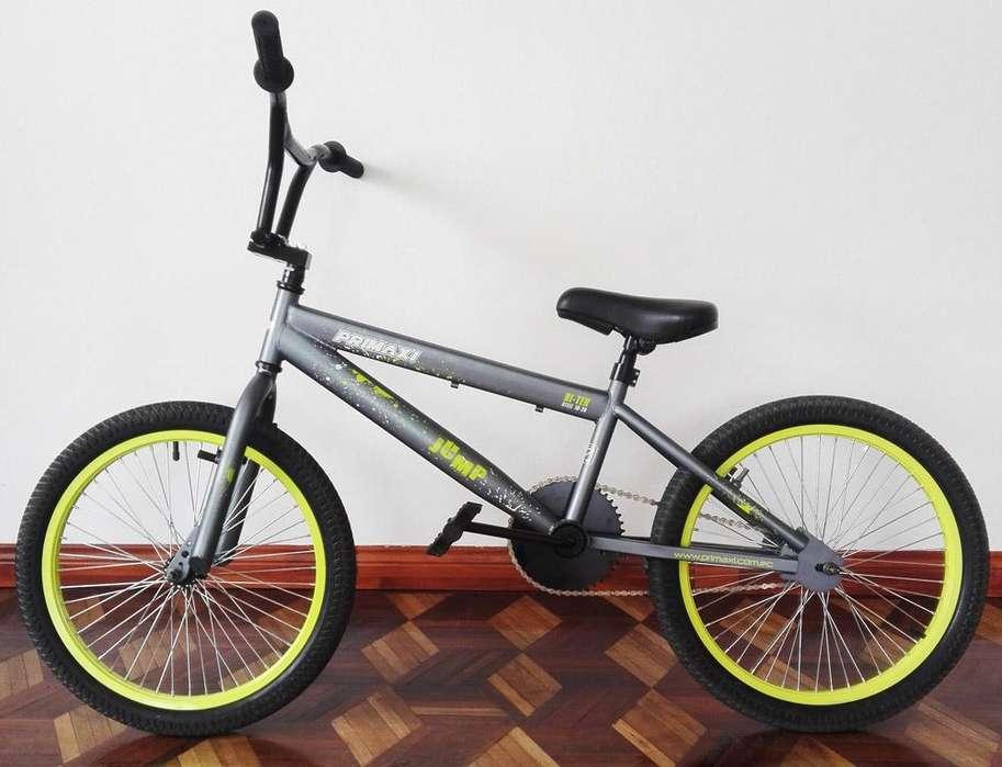 BICICLETA BMX PRIMAXI NUEVA! DE OFERTA