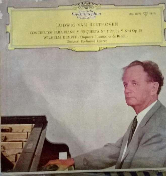 DISCOS DE VINILO MUSICA CLASICA