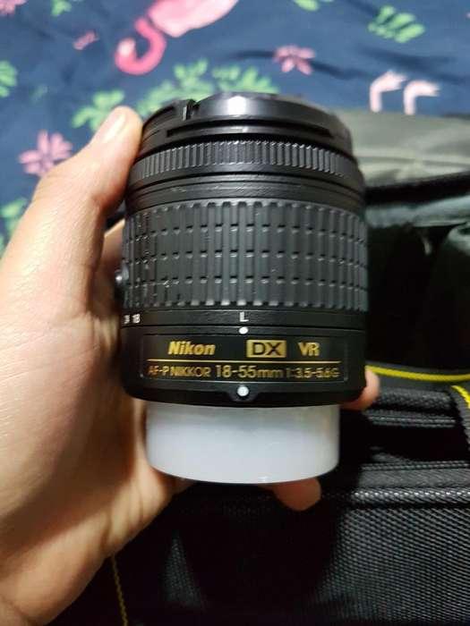 Camara Semi Profesional - Nikon D3300