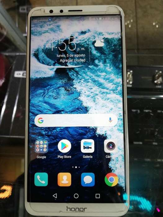 Vendo Huawei Honor 7x