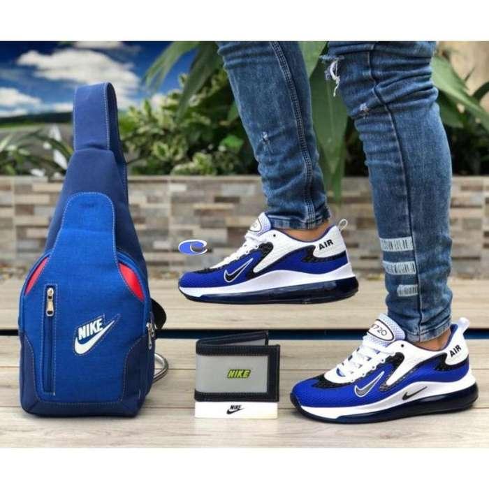 Trio Nike 720 Power