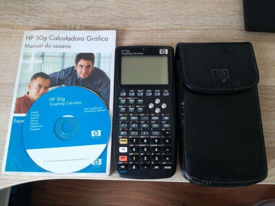 <strong>calculadora</strong> Científica Hp 50g