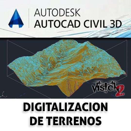 Digitalización y Geolocalización de Terrenos