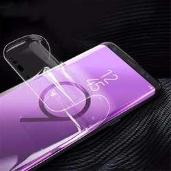 Funda Tpu Nano Film Vidrio Cámara Samsung S9 Plus S9