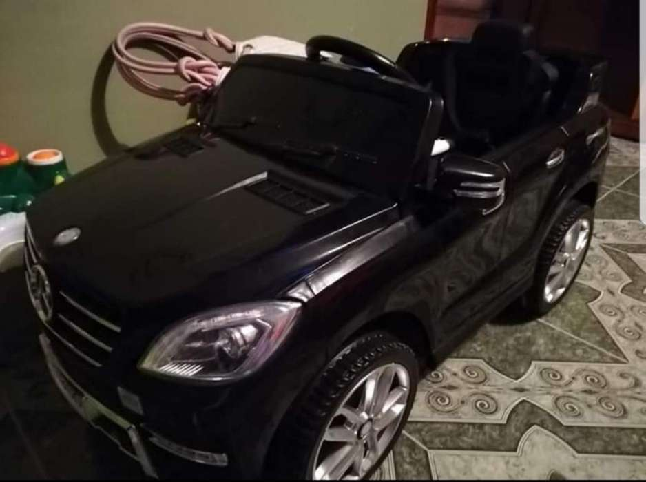 Vendo Carro Electrico Marca Prinsel!!