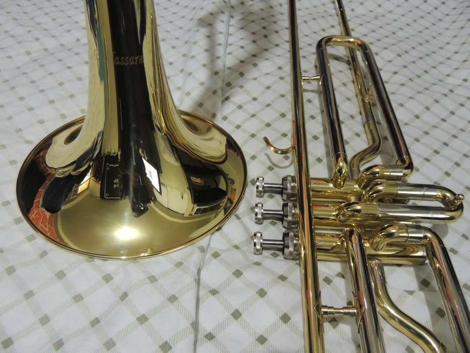 Trombón de Pistones BALDASSARE (SIb) NUEVO!!!