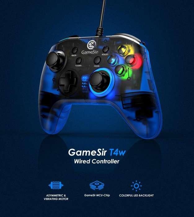 Control Pc GameSir T4w