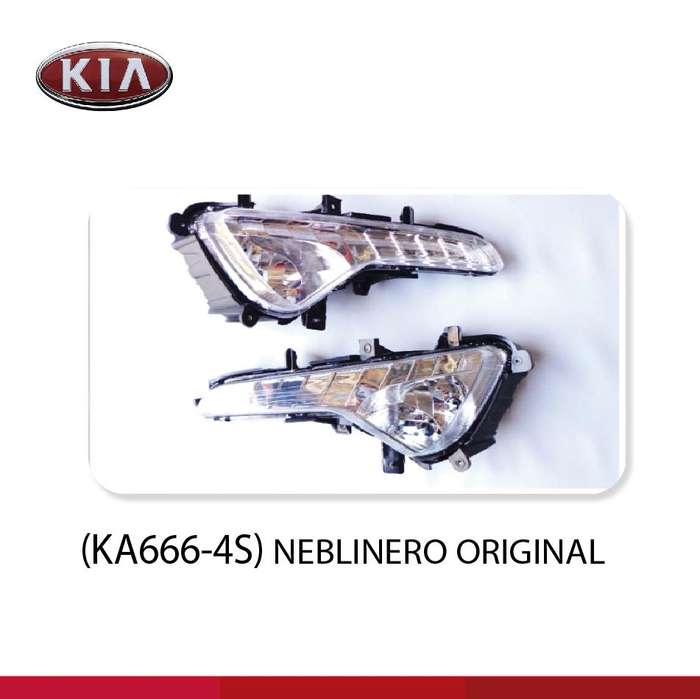 NEBLINERO ORIGINAL KIA
