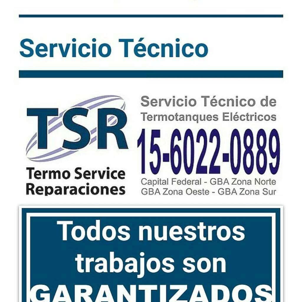 Service Termotanque Zona Palermo 1560220889