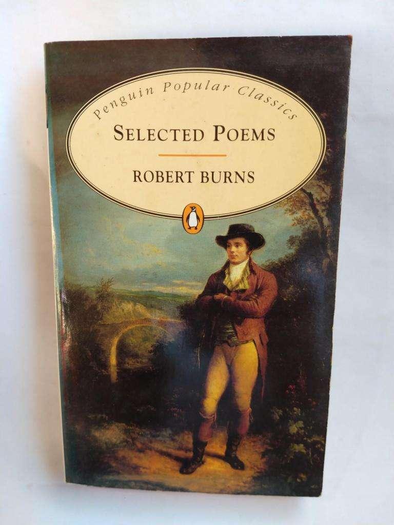 Selected Poems Robert Burns Libros Y Revistas 1062023918